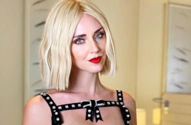 Chiara Ferragni a Cannes con un nuovo look ma è un inganno