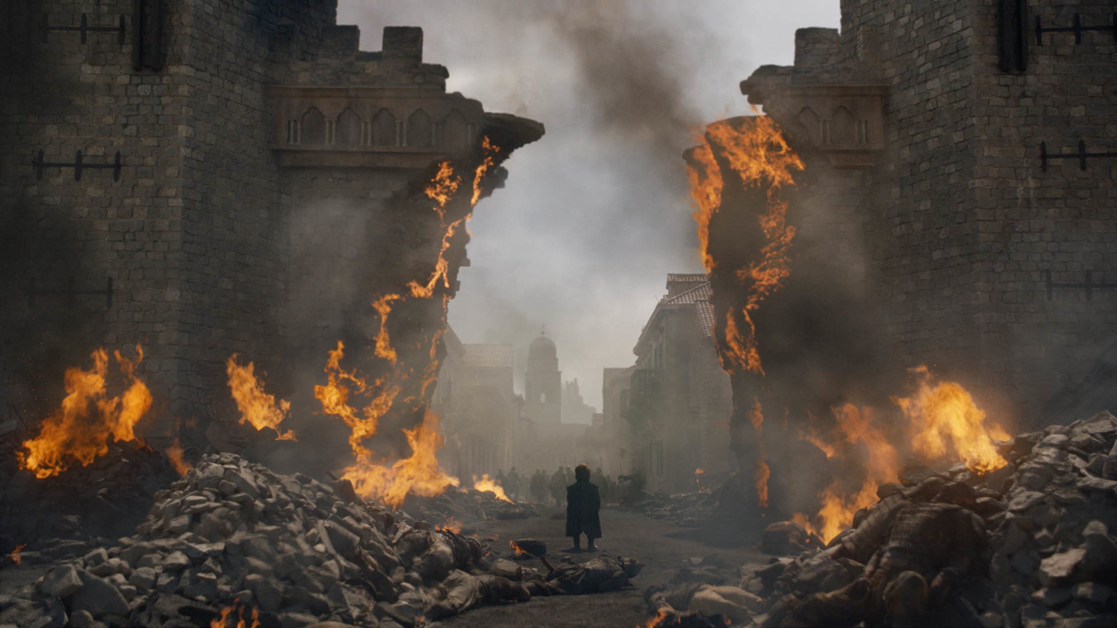 Game of Thrones 8×05, colpi di scena in 'The Bells'