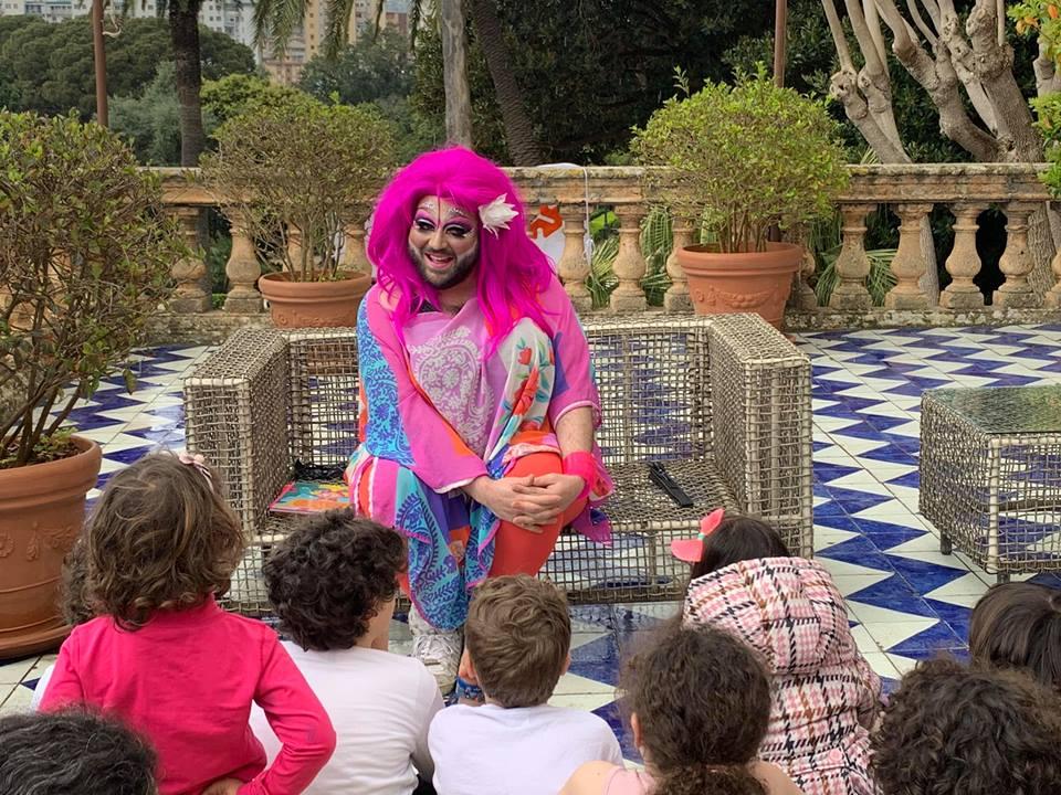 Una Marina di Palermo Pride, dal 6 al 9 giugno all'Orto Botanico