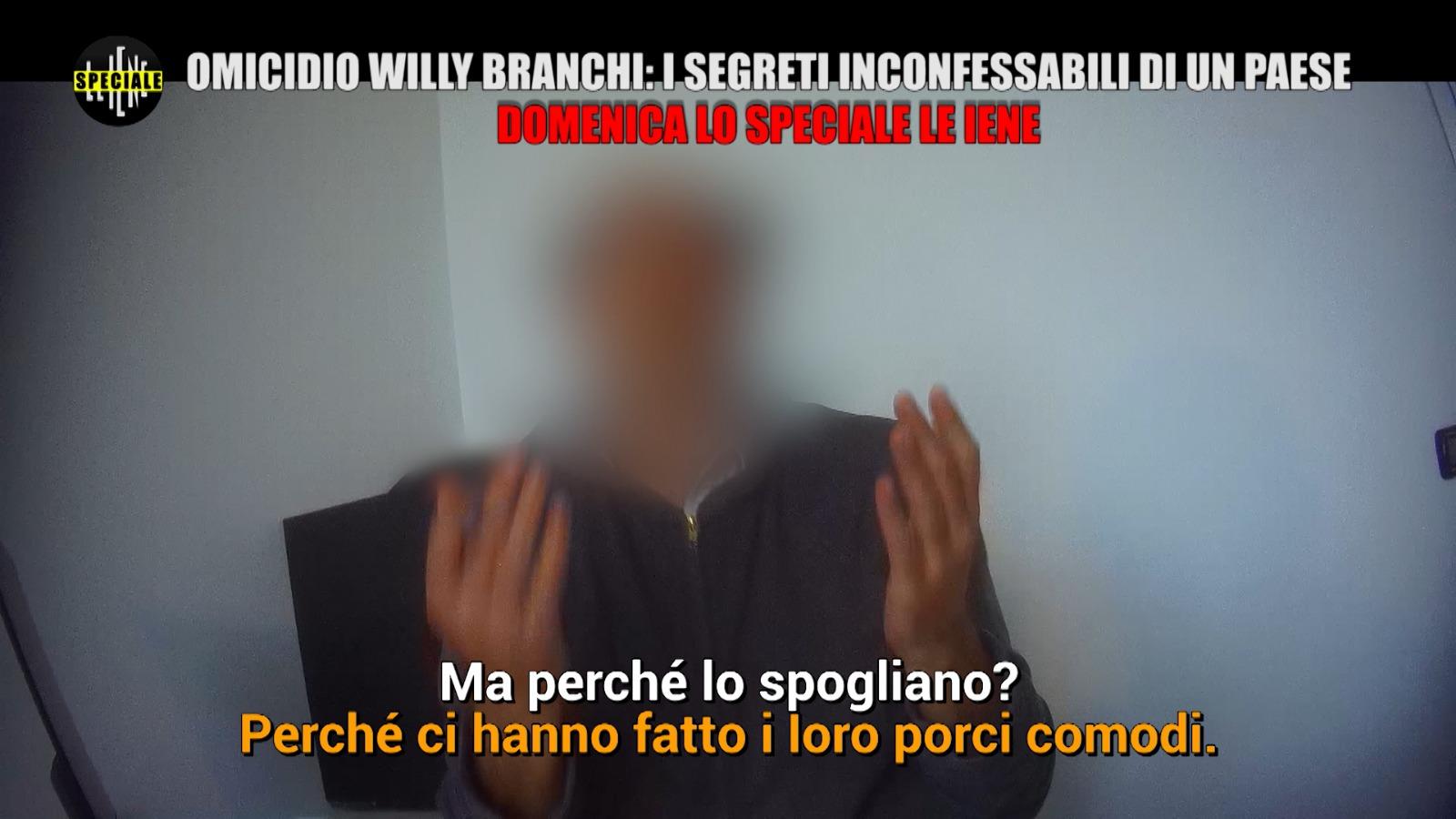 Le Iene, nuova testimonianza sull'omicidio di Willy Branchi: fu ucciso in una stalla di Goro?