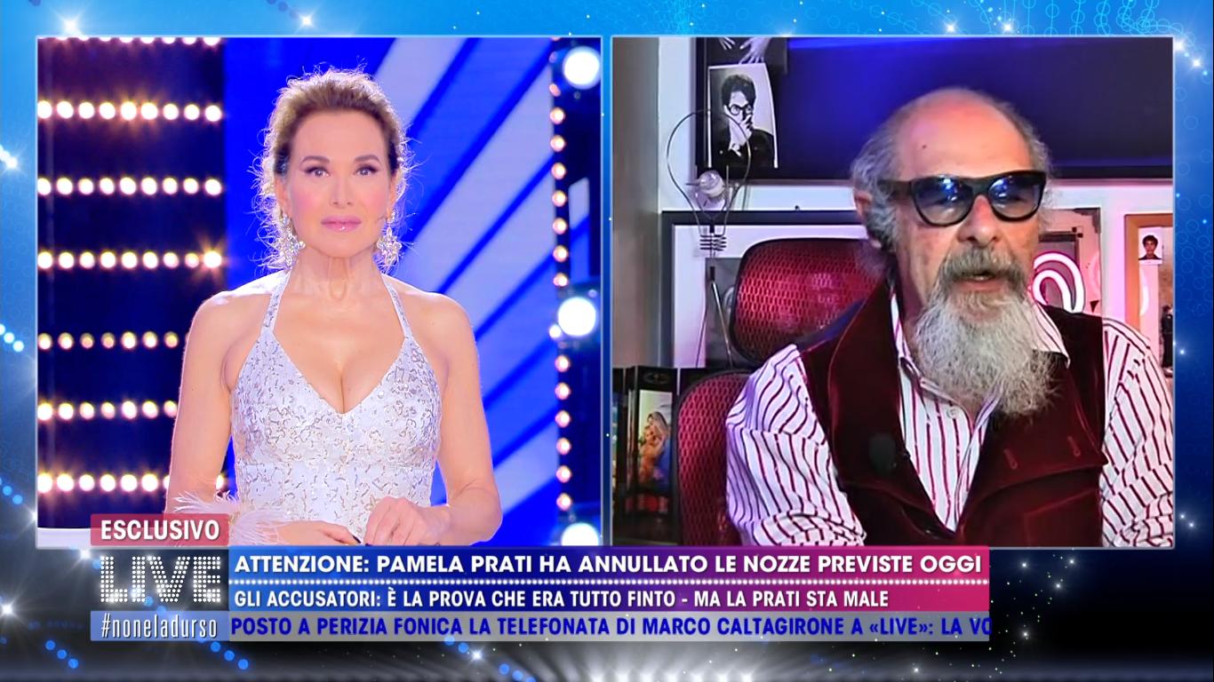 "Saltano le nozze di Pamela Prati, Barbara D'Urso: ""Se è una truffa, mi inc***o"""
