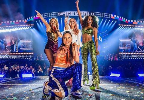 Spice Girls e i festeggiamenti dopo il concerto: tequila e bagni nel ghiaccio