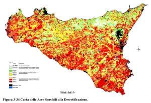 Sicilia, Regione Siciliana, Governo Musumeci, Piano contro la desertificazione, aridità, siccità,