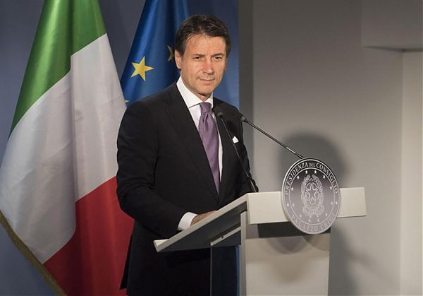 """Conte: """"L'Italia non si sottrae ai vincoli né reclama deroghe"""""""