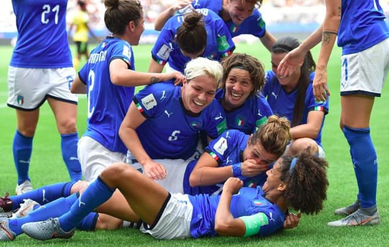 Calcio, Mondiali donne: Italia-Giamaica 5-0, azzurre agli ottavi