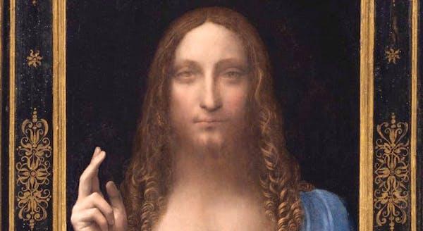 Il Salvator Mundi di Leonardo a bordo dello yatch di un principe saudita