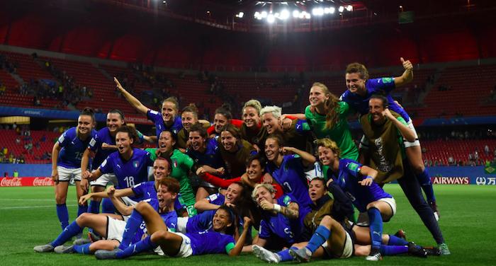 Mondiali donne, Italia ko con il Brasile ma chiude in testa il girone