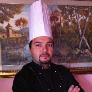 tartufo aestivum (scorzone nero) di Sicilia, ricetta, domenico pipitone, andrea davì, tartufo nero, tonno, gamberi, ingredienti, piatto, cucina,