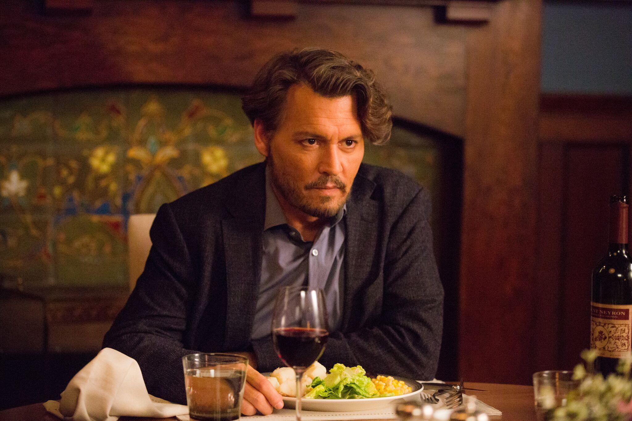 """""""Arrivederci professore"""", la nuova emozionante interpretazione di Johnny Depp"""
