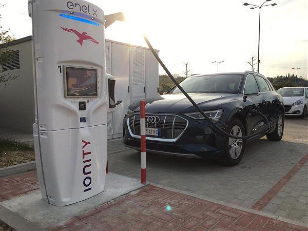 Enel X, la mobilità elettrica si estende in Europa