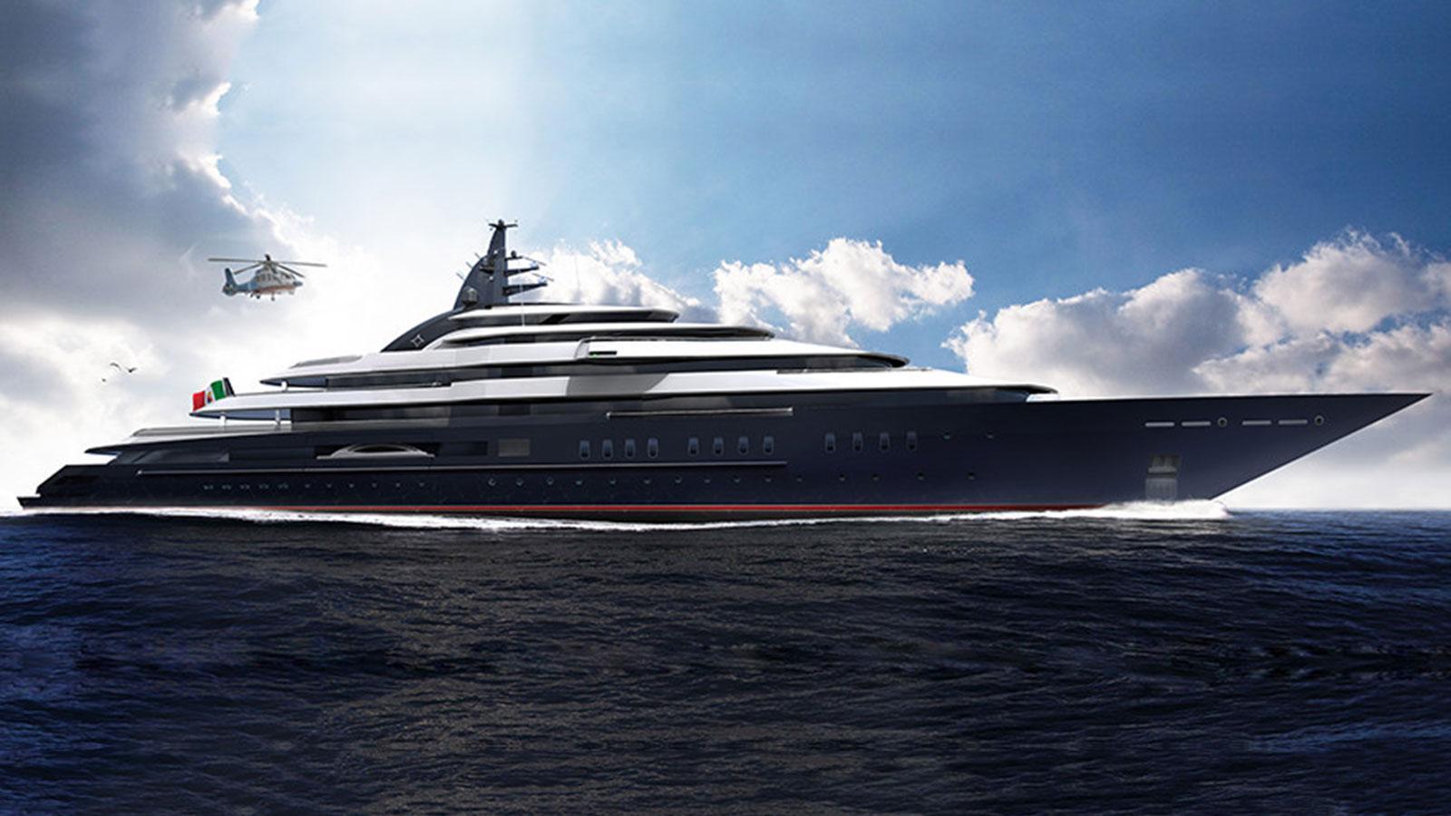 Il fondatore di Amazon in vacanza in Sicilia, il mega yacht di Jeff Bezos alle Eolie