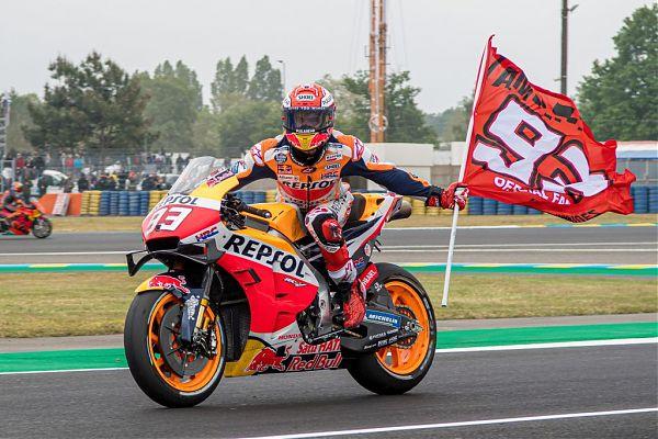 MotoGP: Marc Marquez vince GP Catalunya, Petrucci Terzo