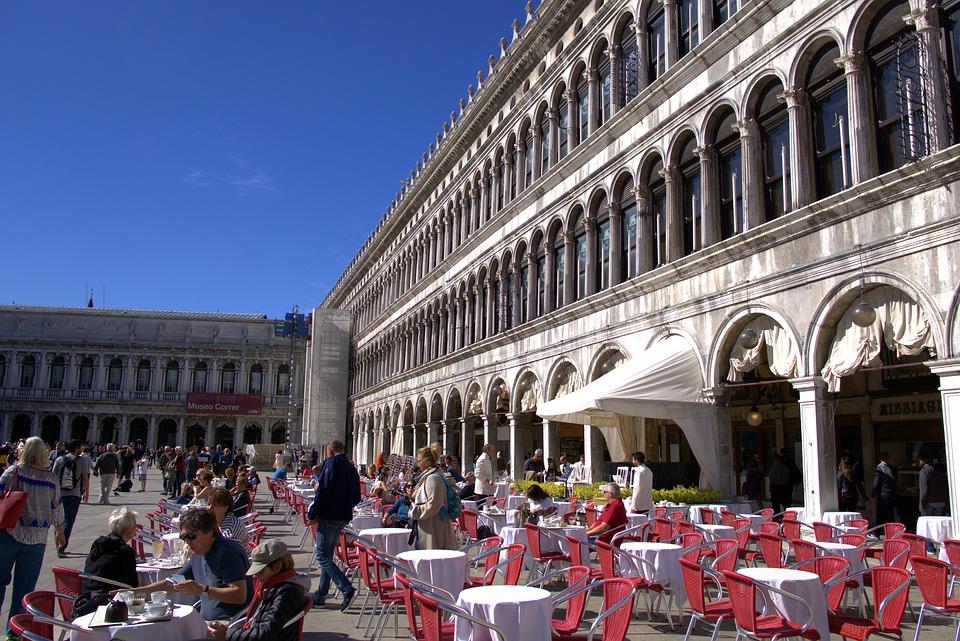 Procuratie vecchie a Venezia, al via progetto rilancio