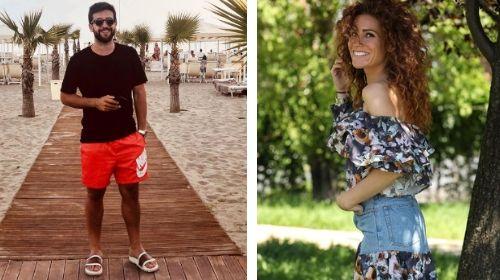 """Amore in """"Volo"""" tra la """"Iena"""" Veronica Ruggeri e il tenore Piero Barone"""