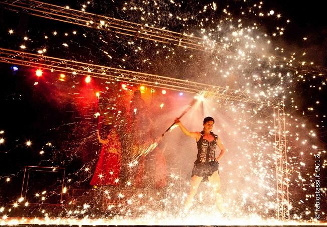 Torna il Teatro del Fuoco, la XII edizione del Festival che infiamma la Sicilia