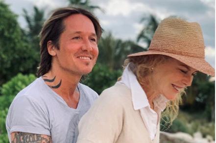 Keith Urban e Nicole Kidman, 13 anni di matrimonio felice