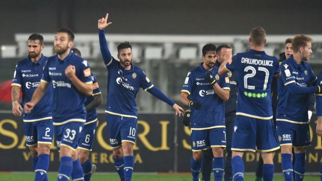 Serie B, Verona-Cittadella 3-0: i gialloblù tornano in A