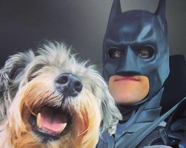 Batman esiste, vive in Florida e salva cani e gatti in difficoltà