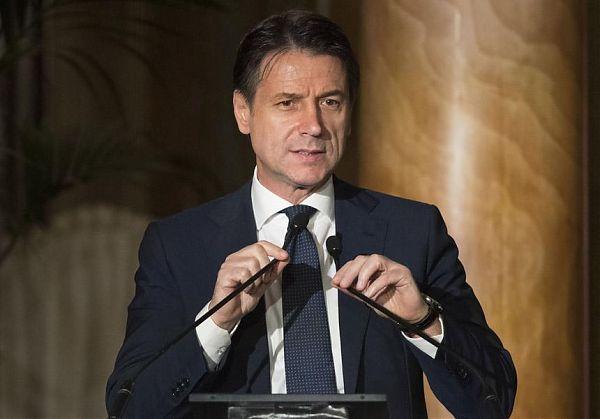 Conte riferirà in Senato il 24 luglio sul caso Russia-Lega