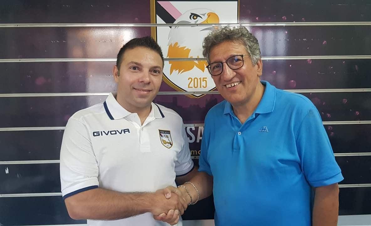 Palermo Calcio A 5, il portiere Tony Costanzo ritorna a vestire i colori rosanero