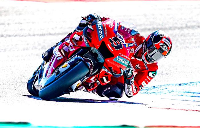 """MotoGp, Petrucci rinnova: """"Felice di continuare con la Ducati"""""""