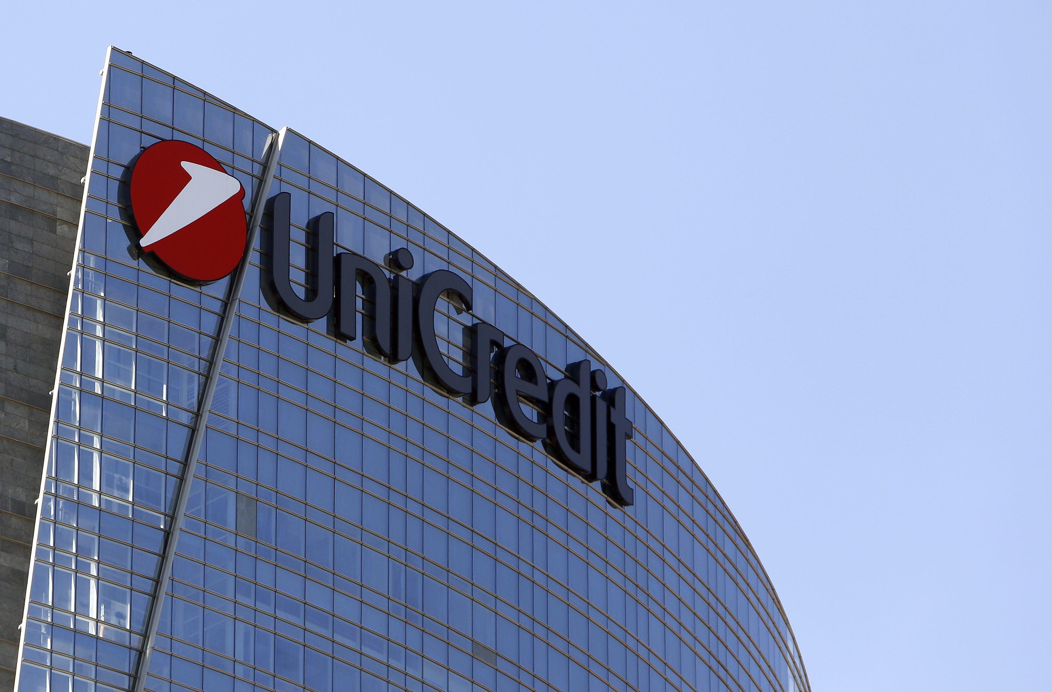 Unicredit assume 80 giovani in Italia