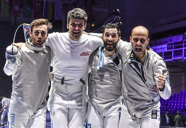 Fiorettisti bronzo ai mondiali di scherma, Italia chiude a 8 medaglie
