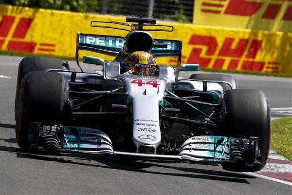 Pole Hamilton in Germania davanti a Verstappen, flop Ferrari