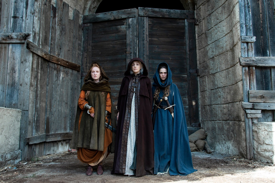 Luna Nera, la nuova serie fantasy Netflix tutta italiana