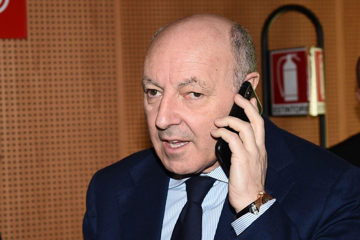 """Marotta esclude Nainggolan e Icardi dall'Inter """"Fuori dal progetto""""O"""""""