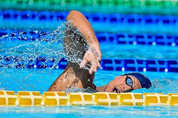 Altra medaglia dal nuoto di fondo, bronzo per Occhipinti nella 25 Km