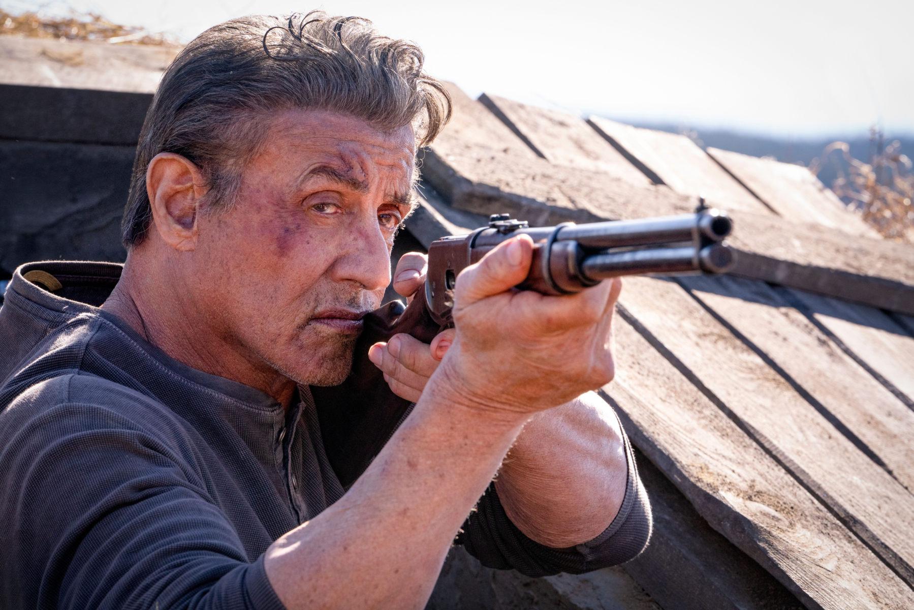 """Torna """"Rambo"""", a settembre nelle sale il quinto capitolo"""