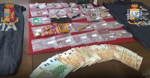 Sequestrati a Milano beni per 1 mln a figlio del boss Fontana