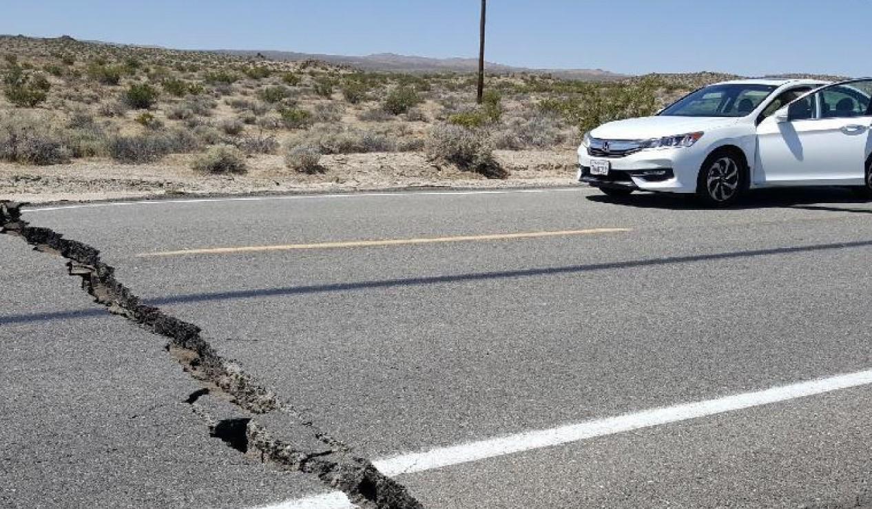 Terremoto di magnitudo 7.1 nel Sud della California, il più forte da 20 anni