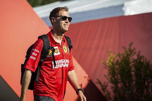"""Vettel """"Non siamo competitivi come vorremmo ma la direzione è giusta"""""""