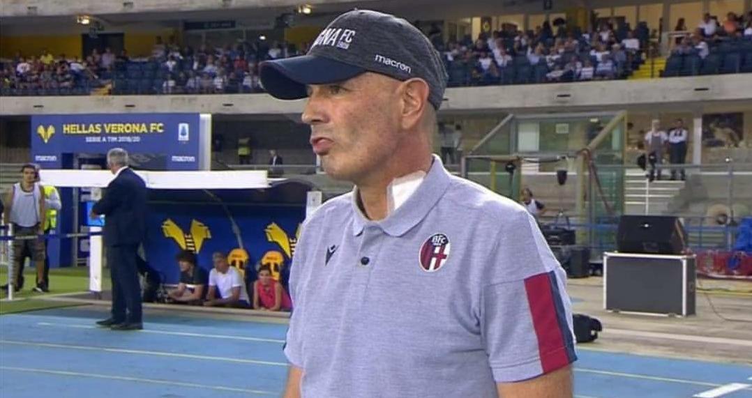 Bologna, Mihajlovic torna a dirigere l'allenamento: con la Juve ci sarà
