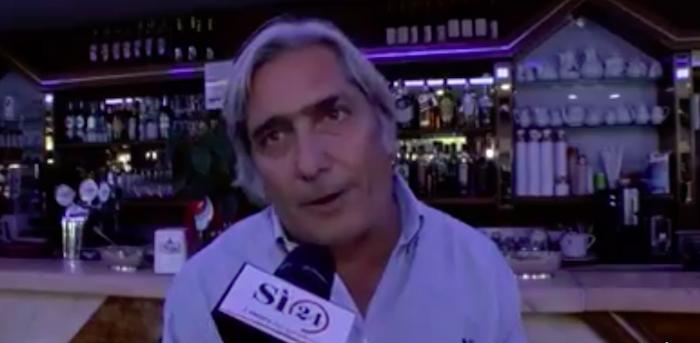 """Riapre il bar Santoro, la gioia del titolare: """"Ringrazio tutti i palermitani"""" – VIDEO"""