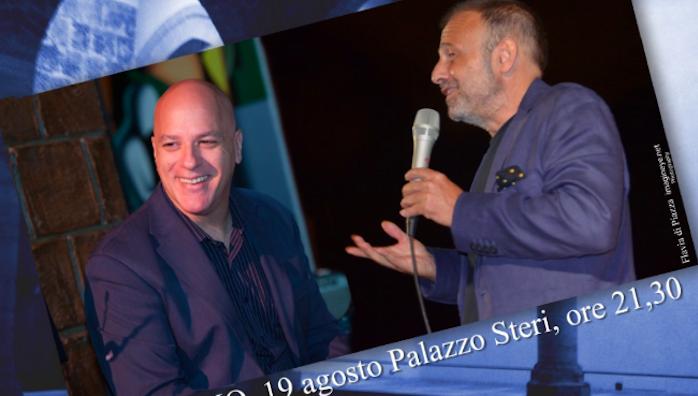 """""""Gaetano Riccobono & John Colianni"""", un duo piano e voce a Palermo"""
