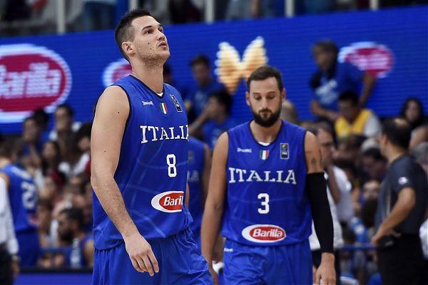 Basket, Italia sconfitta dalla Francia 80-82 in amichevole