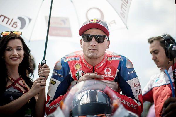 Motomondiale: Jack Miller rimane alla Ducati Pramac fino al 2020