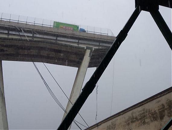 Ponte Morandi, a Genova il giorno del ricordo