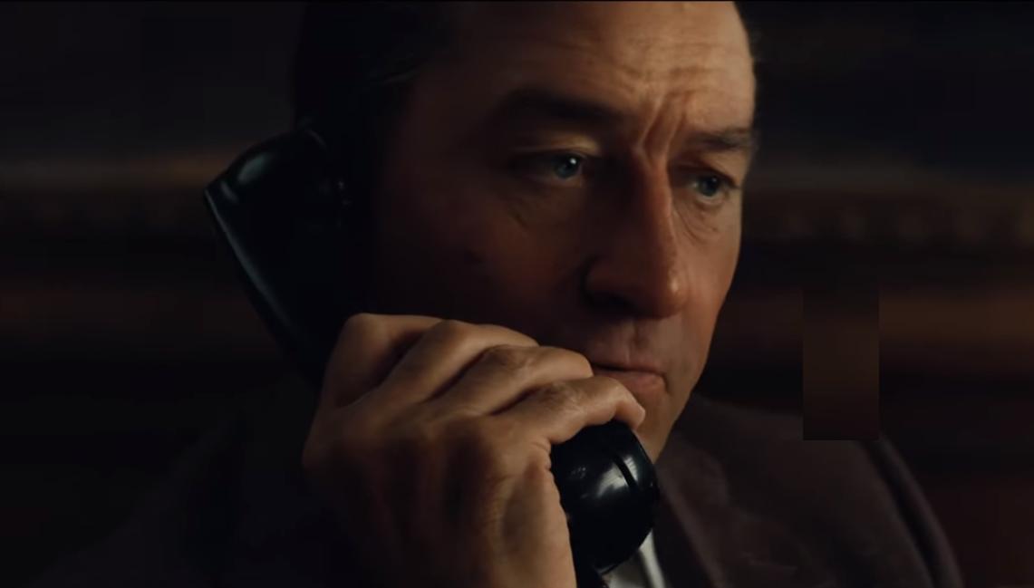 The Irishman, il trailer del film di Scorsese con De Niro, Al Pacino e Joe Pesci