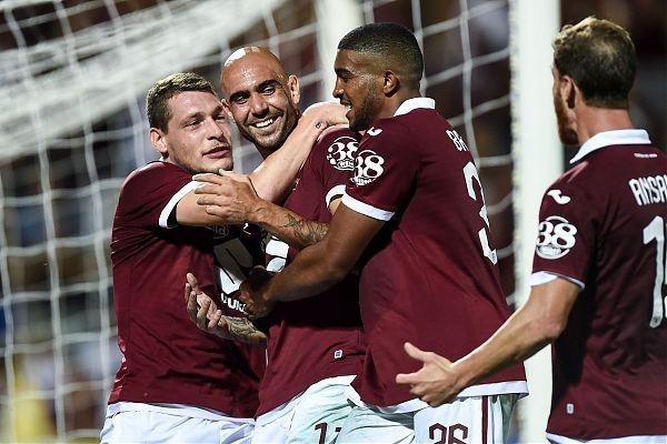 Torino travolgente, granata al 3° turno preliminare di Europa League