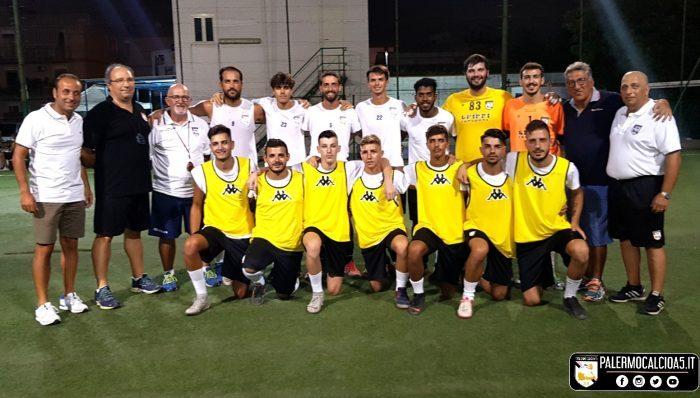 Palermo Calcio a 5, i rosanero stendono il Caresse Partinico 8-1 in amichevole
