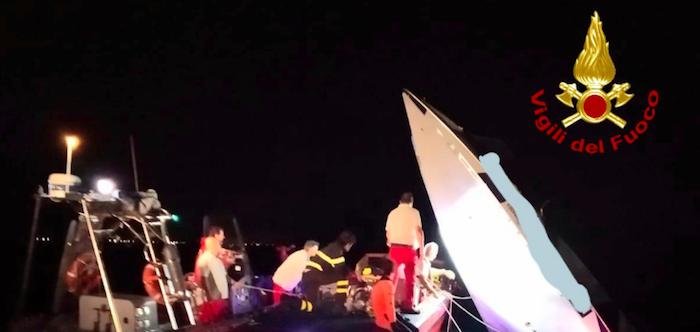 Barca contro diga a Venezia, 3 morti e un ferito