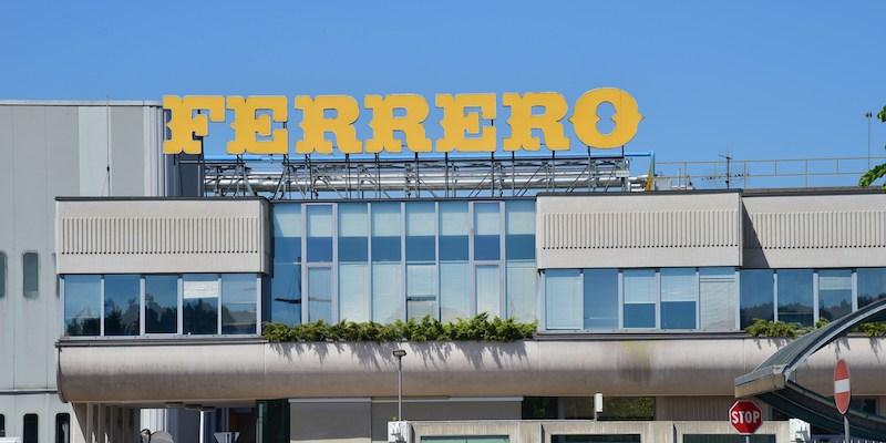 Ferrero assume operai e altre figure in Italia