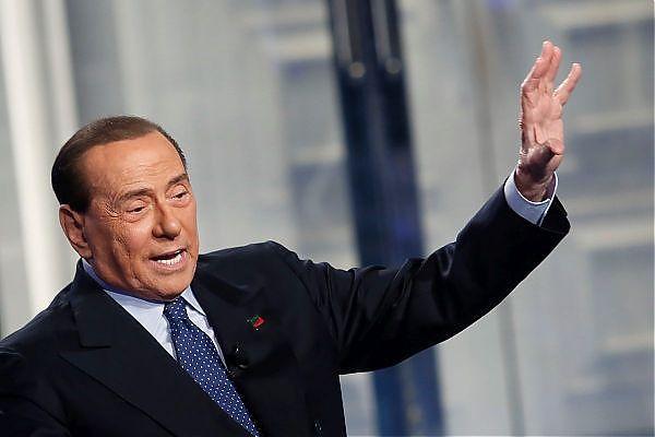 """Berlusconi """"L'Opa della Lega su Forza Italia è fallita"""""""