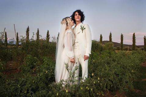 Carolina Crescentini e Francesco Motta si sono sposati in gran segreto