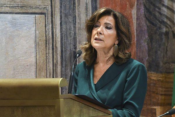 """Casellati: """"Sul Mes sarà fondamentale la discussione in Parlamento"""""""