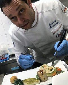 ricetta, chef, zupa di pesce, vasocottura, Ignazio Interrante, associazione cuochi e pasticceri Palermo